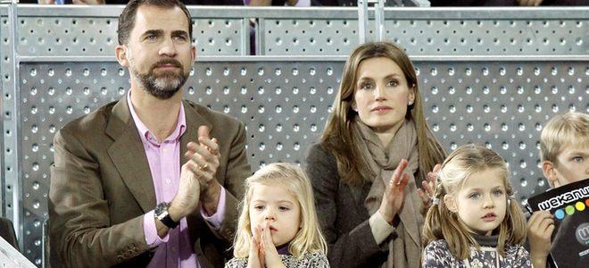 Fuertes rumores apuntan que la Princesa Letizia está embarazada de su tercer hijo