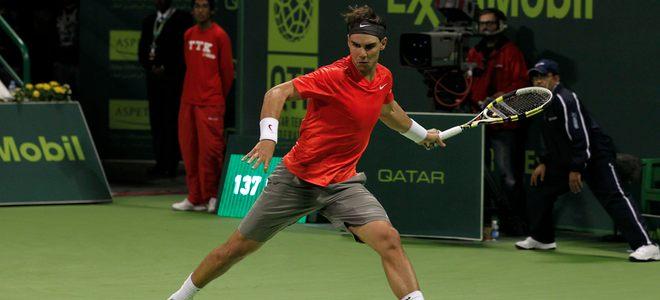 Rafa Nadal se enfrenta a Andrés Iniesta y Leo Messi por el Premio Laureus 2011 al mejor deportista