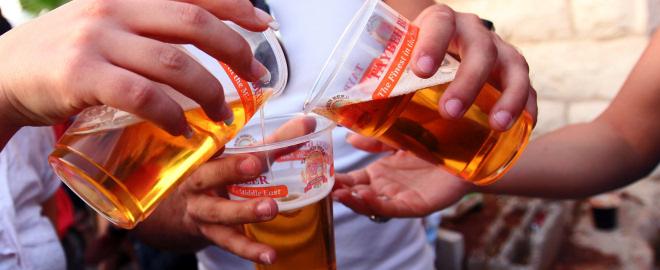 Barriga cervecera es un mito