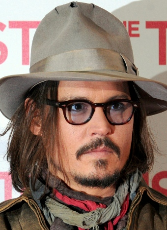 Johnny Depp mejor actor del año