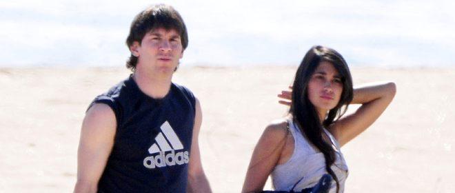 Afortunado en el fútbol pero no en el amor: Leo Messi rompe con Antonella Rocuzzo