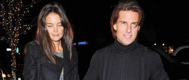 Tom Cruise y Katie Holmes, opiniones enfrentadas por la educación de Suri