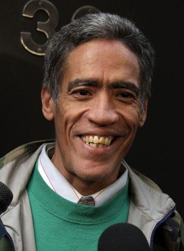 Ted Williams, el 'vagabundo de la voz de oro', en un centro de rehabilitación para superar su alcoholismo