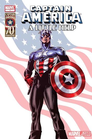 El capitan america