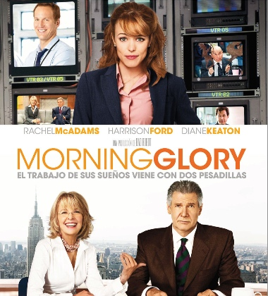 Cartel de 'Morning Glory'