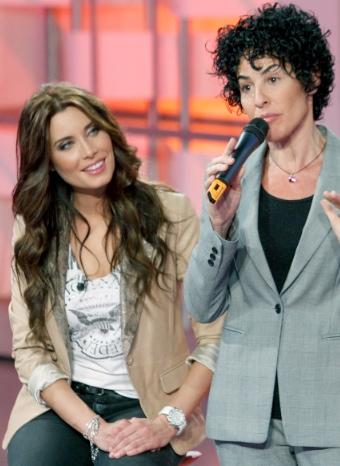 Pilar Rubio y Nina al frente de 'OT'