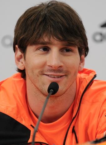 Leo Messi desmiente que haya terminado con su novia