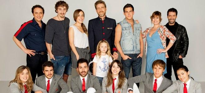 Elenco de actores de 'El Barco'