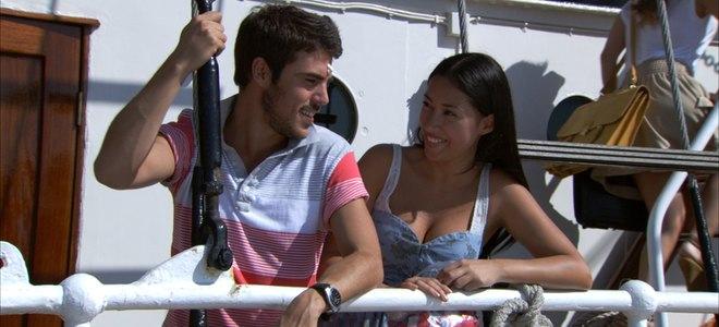 Escena del primer capítulo de 'El Barco'