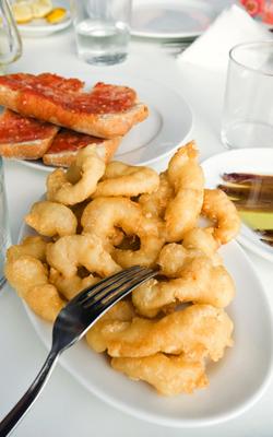 calamares típicos madrid