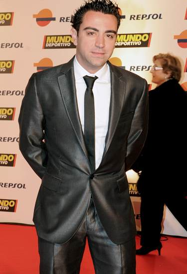 Iniesta y Xavi, sin FIFA Balón de Oro 2010, premiados por 'Mundo Deportivo'
