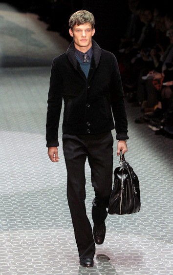 Semana de la moda masculina de milan