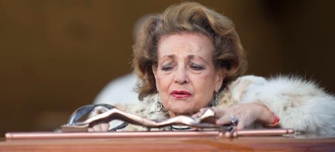 Carmen Sevilla rota de dolor