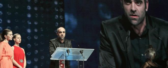Luis Tosar gran triunfador de los premios Jose María Forqué