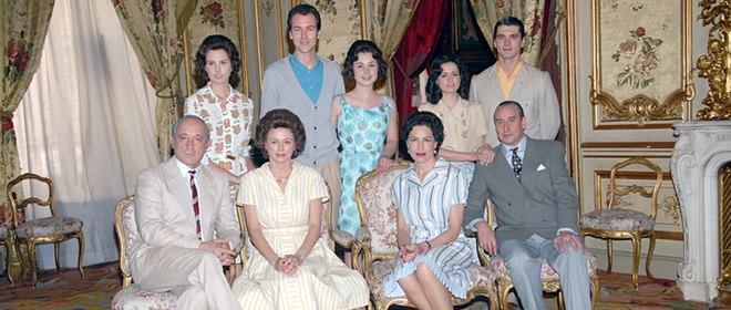Antena 3 recrea el noviazgo y la boda de los Reyes de España en 'Sofía'
