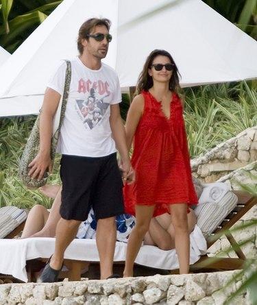 Penélope Cruz y Javier Bardem celebran su futura paternidad con un 'baby shower'