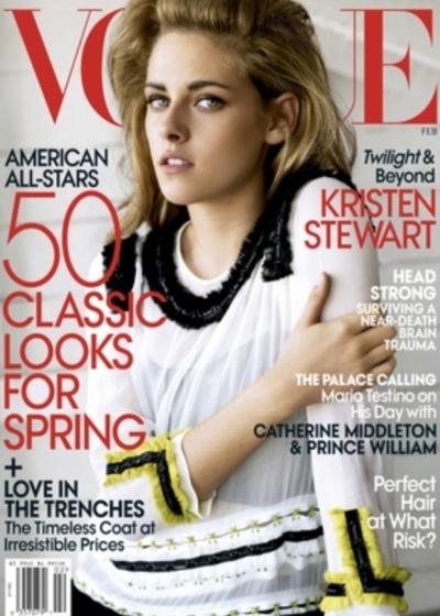 portada de vogue de febrero