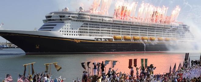 'Disney Dream', el nuevo crucero de la compañía
