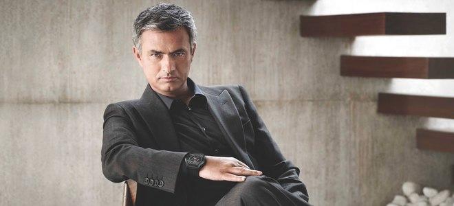 José Mourinho deja a un lado la polémica y saca su lado más sensual