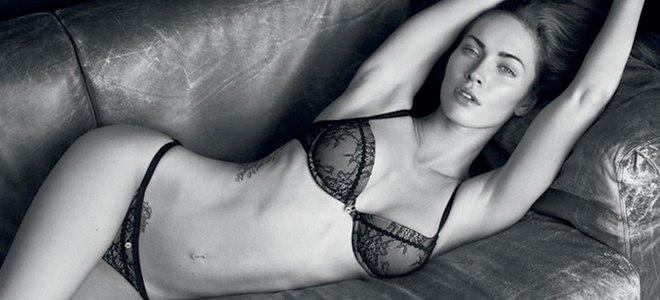 Megan Fox acompaña a Rafa Nadal como imagen de la nueva línea de ropa interior de Emporio Armani
