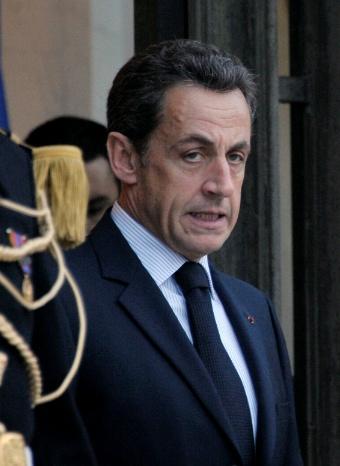 Nicolas Sarkozy, víctima de unos piratas informáticos