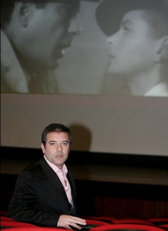 Ramón Margareto muy contento por su candidatura al Goya