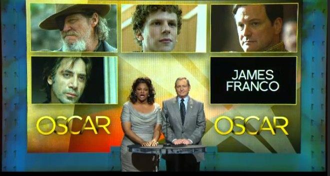 Fotos 'Mejor Actor' Oscar 2011