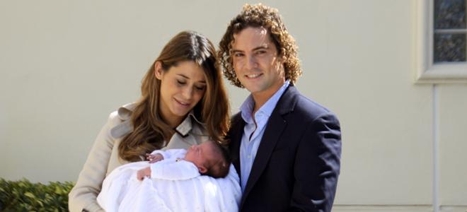 David, Elena y Ella