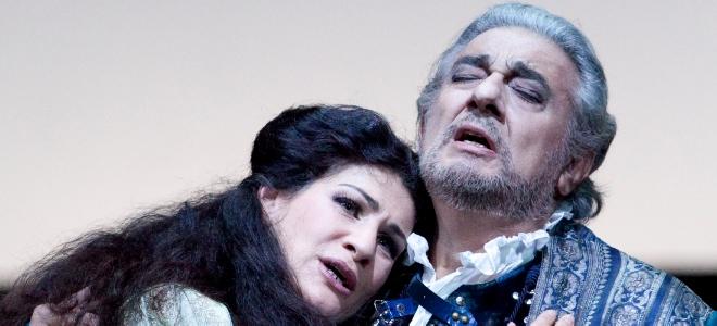 Plácido Domingo es Simón Boccanegra