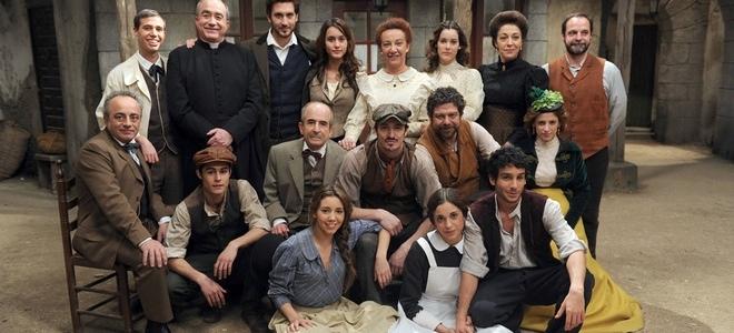 Antena 3 presenta 'El secreto de Puente Viejo', nueva serie para la tarde