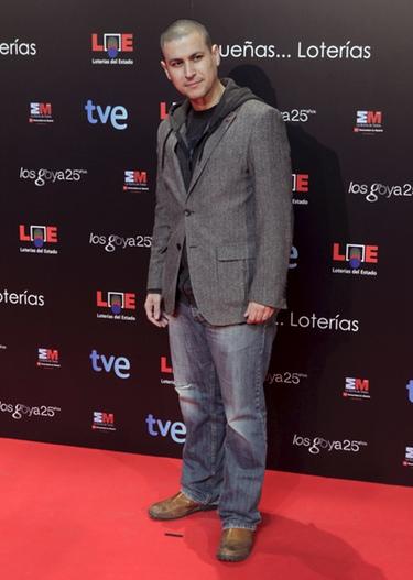 Rodrigo Cortés, orgulloso de su película 'Buried', nominada a los Goya 2011