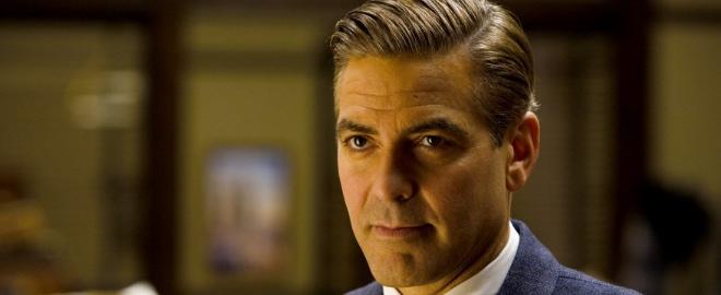 George Clooney el pelo perfecto