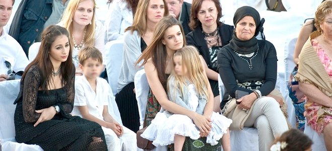 Fotos de Toni Cantó con sus hijos Carlota Cantó Cobo y Alejandro Cantó Cobo