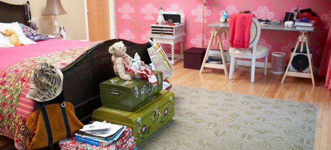Redecora tu hogar aprovechando al m ximo cada rinc n de la - Organizar habitacion infantil ...