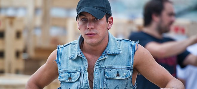 MArio Casas, personaje revelación del año en los premios ACE 2011 de Nueva York