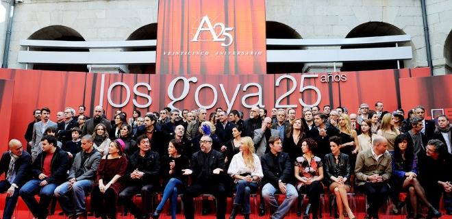 25 aniversario Goyas