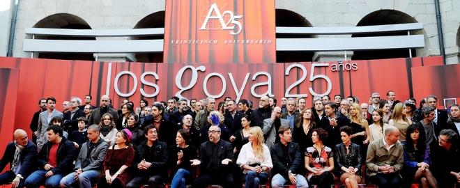 Nominados a los Goyas 2011