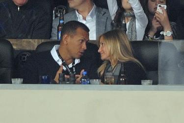 Cameron Diaz, Jennifer Aniston y Demi Moore disfrutan del fútbol americano