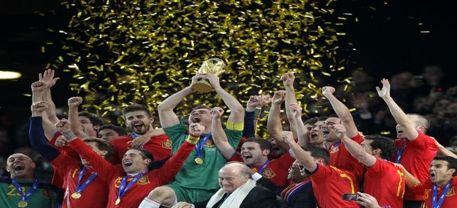 'La Roja', Premio Laureus 2011 a 'Mejor Equipo'