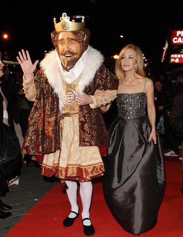 Carmen Lomana inunda de glamour el nuevo anuncio de Burguer King