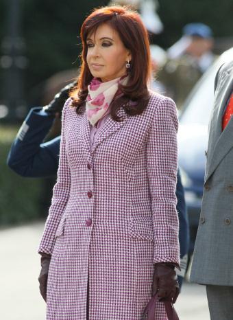 Presidenta de Argentina