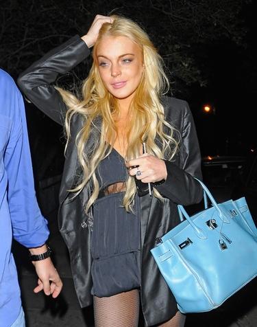 Lindsay Lohan, en el banquillo por robar un collar de 2.500 dólares