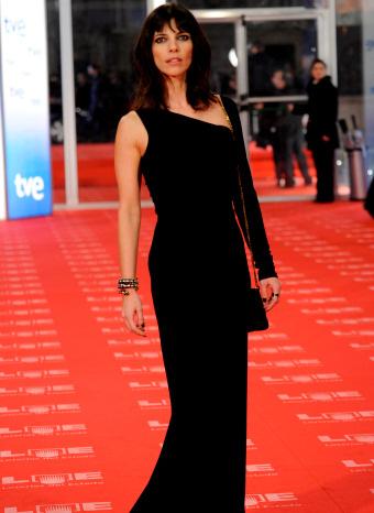 Maribel Verdú en los premios Goya 2011