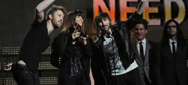 Los Premios Grammy 2011 coronan a Lady Antebellum y Arcade Fire