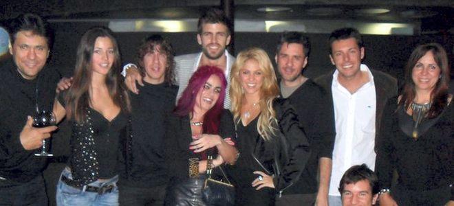 La foto del millón de euros que confirma el noviazgo de Gerard Piqué y Shakira