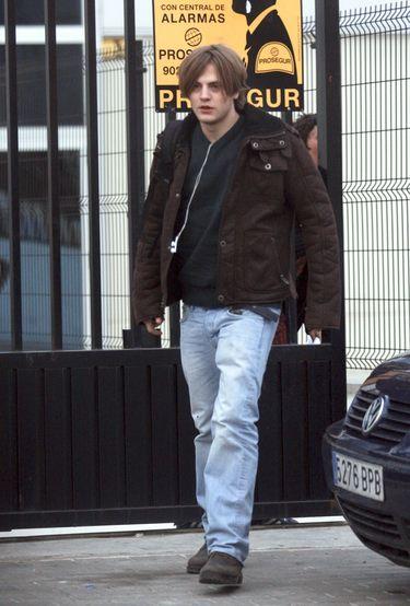 Jaime Olías, de 'Ángel o Demonio', el Robert Pattinson español
