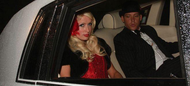 Paris Hilton celebra su 30 cumpleaños en una mansión con su novio Cy Walts
