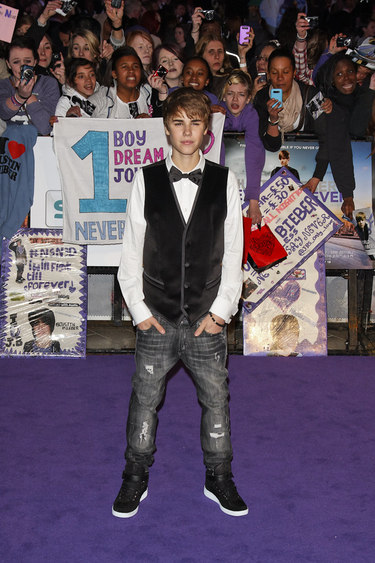 Justin Bieber se confiesa: sexo, drogas y 'Never say never'