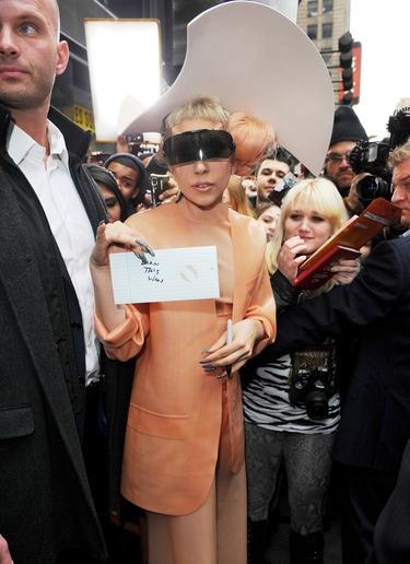 Madonna, indignada con Lady Gaga por 'Born this way'