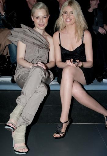 Soraya y Adriana